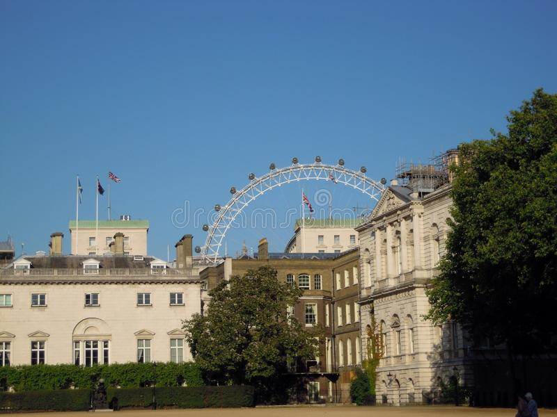 Amour Londres photo stock