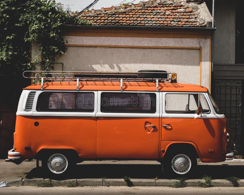 Amour orange image stock