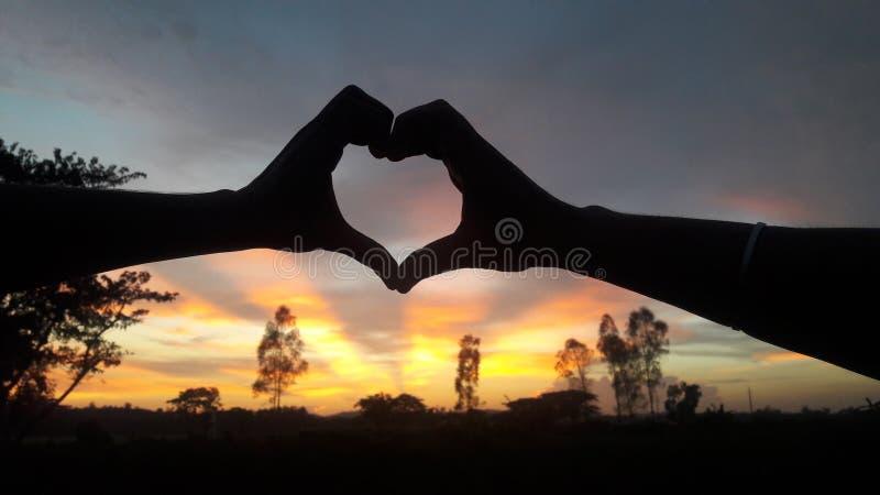 Amour pour jamais photographie stock libre de droits