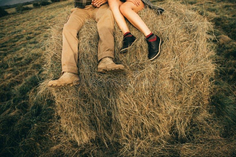 Amoureux heureux photographie stock libre de droits