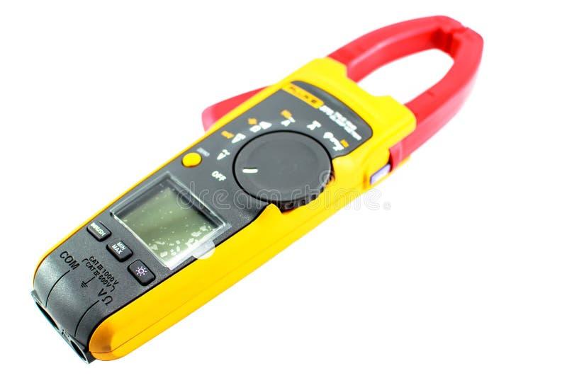 Amperemeter arkivfoto