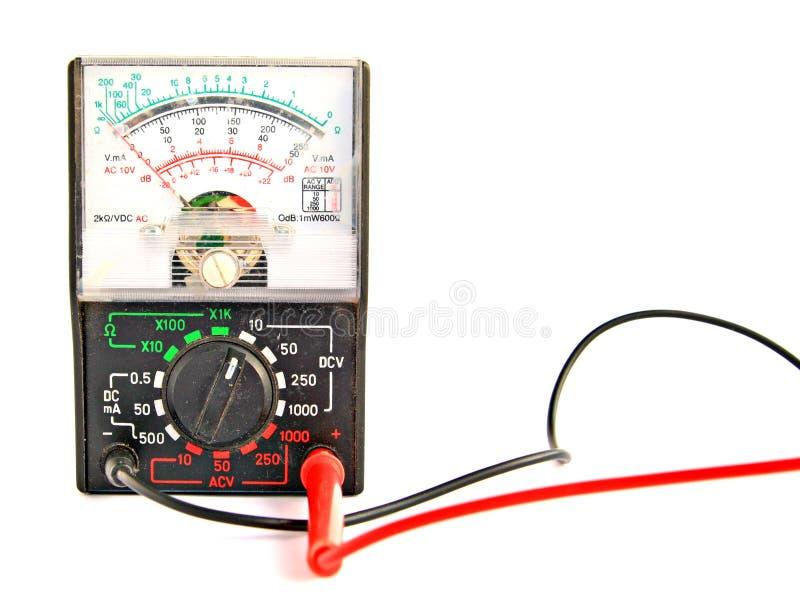 ampermeter старое стоковые изображения rf