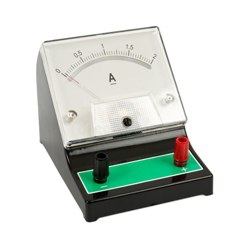 ampermeter στοκ εικόνα με δικαίωμα ελεύθερης χρήσης