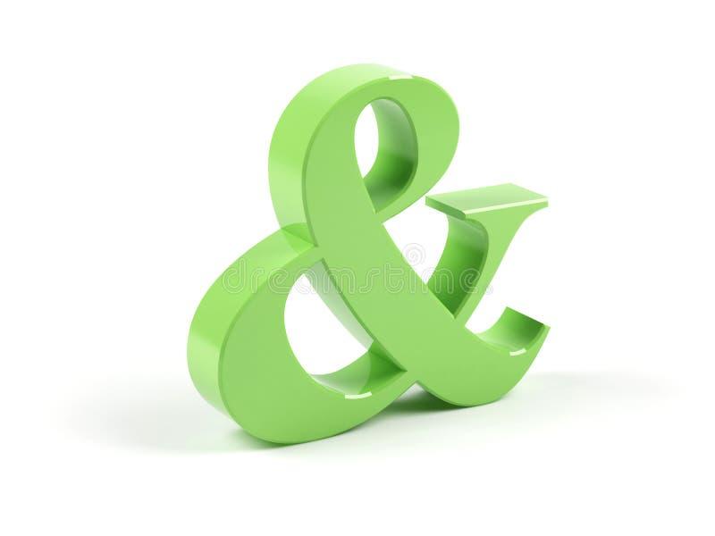 Download Ampersand symbol stock illustration. Illustration of point - 5451827