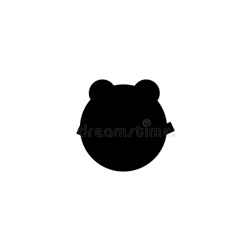 Amphibian icon vector sign and symbol isolated on white background, Amphibian logo concept vector illustration