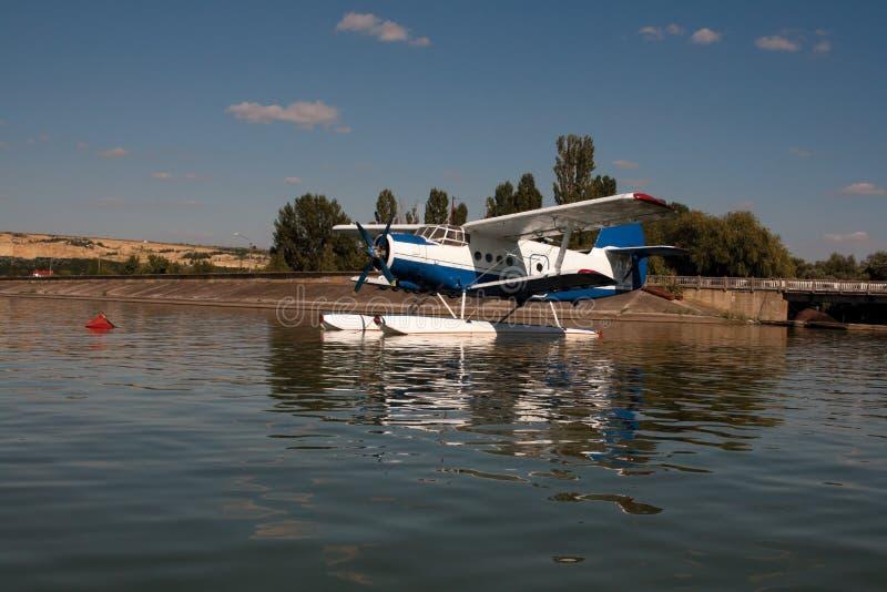 Amphibian plane stock images