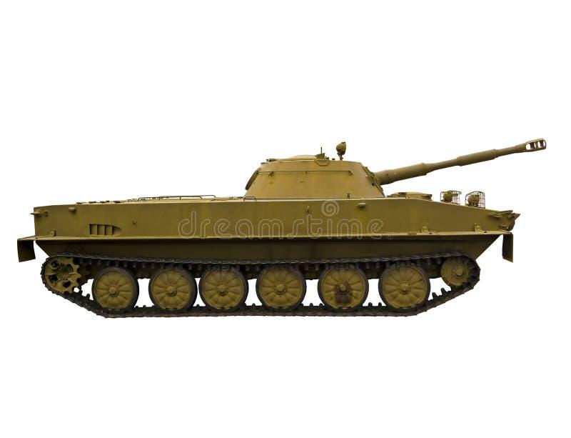 Download Amphibious Tank stock photo. Image of classic, antique - 18719920