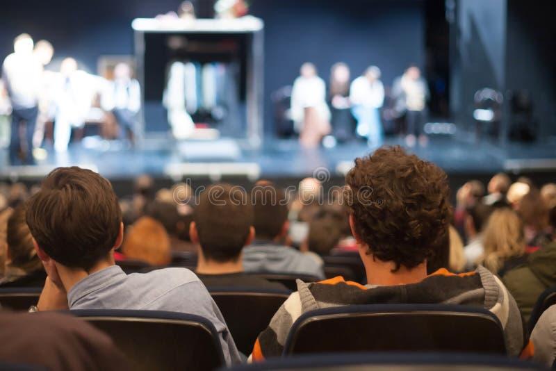 Amphithéâtre de théâtre photos libres de droits