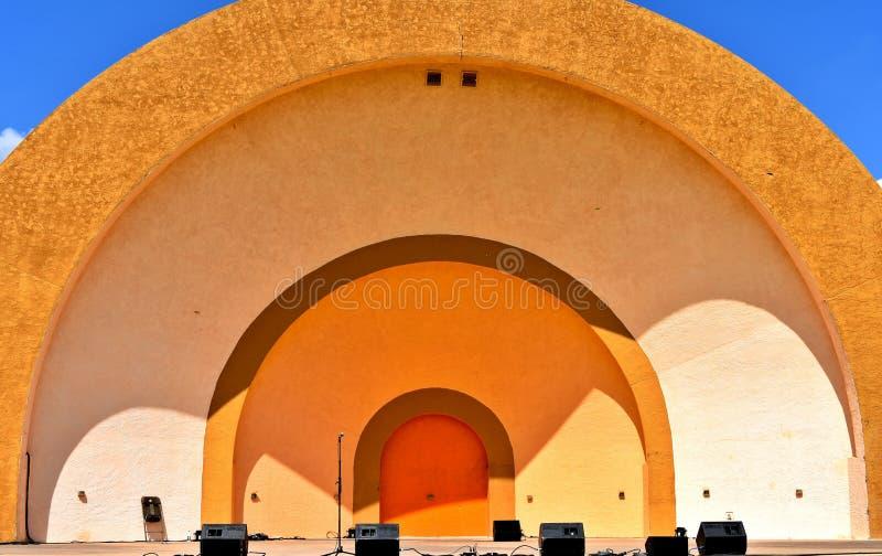 Amphithéâtre, raisons justes d'état de l'Oklahoma, Ville d'Oklahoma photographie stock