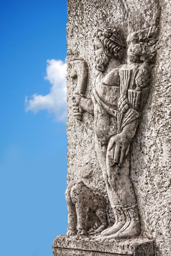 Amphithéâtre Santa Maria Capua Vetere photo libre de droits
