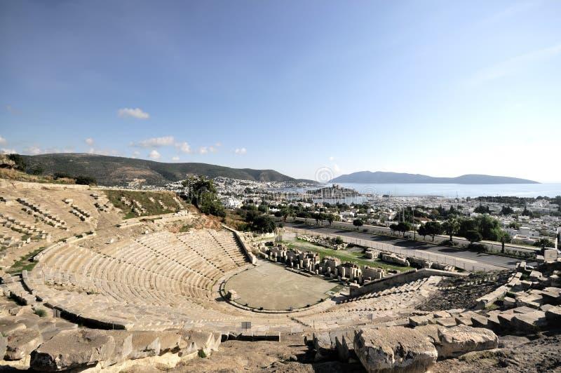 Amphitheater stock image