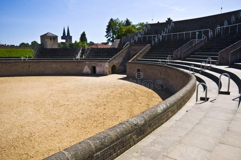 Download Amphitheater stock photo. Image of stone, amphitheater - 19976584