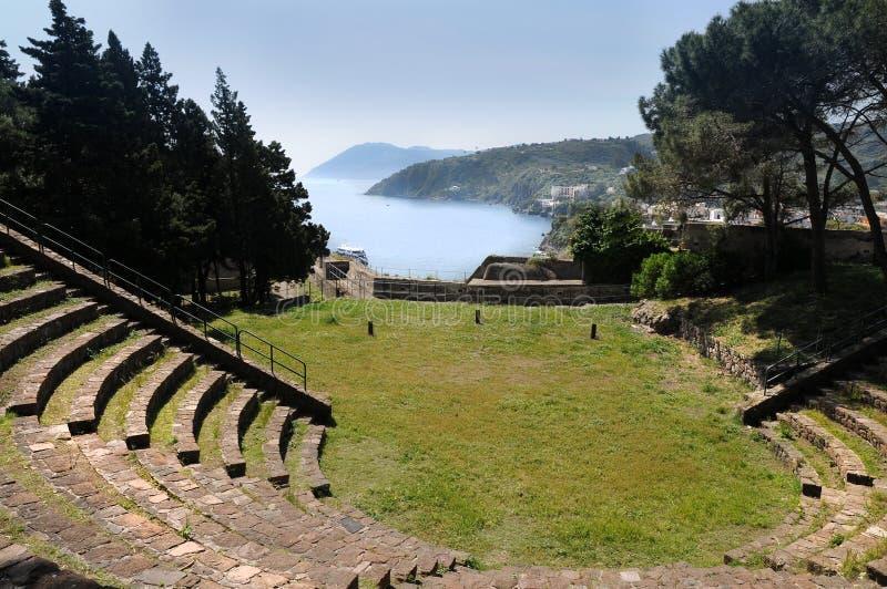 Amphitheater imagens de stock