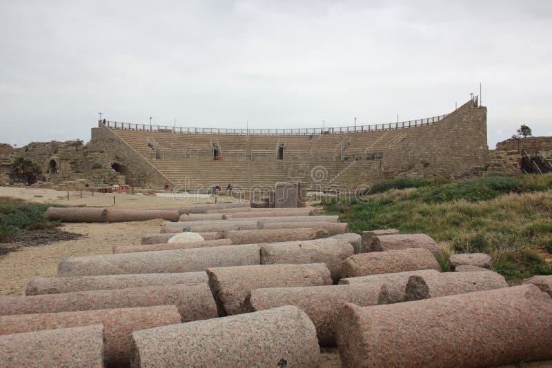 amphitheater royalty-vrije stock foto