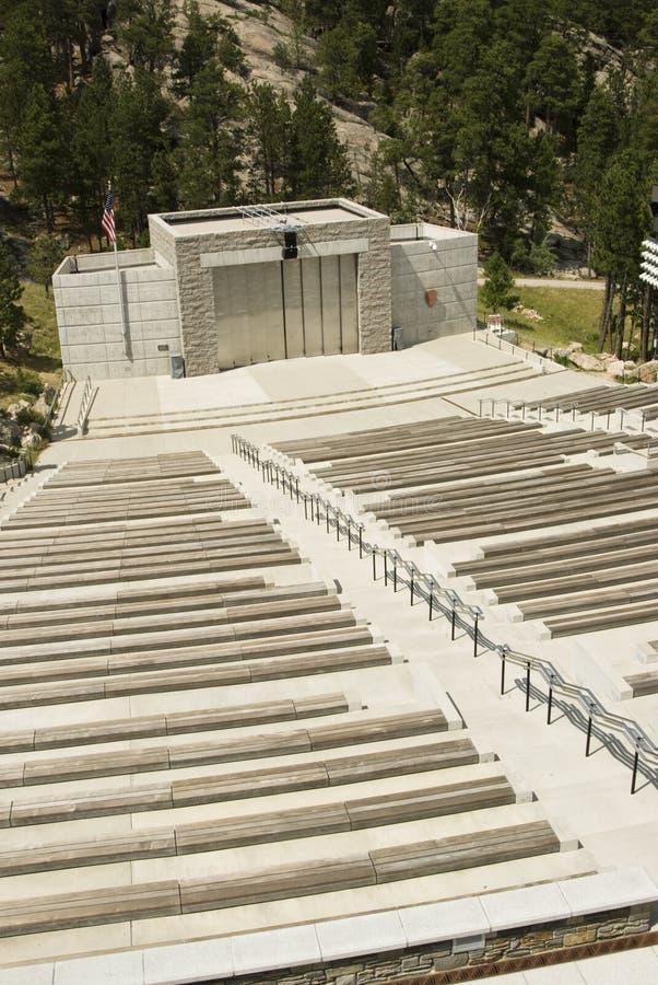 Amphitheatre royalty-vrije stock fotografie