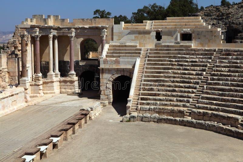 Amphitheatre image libre de droits
