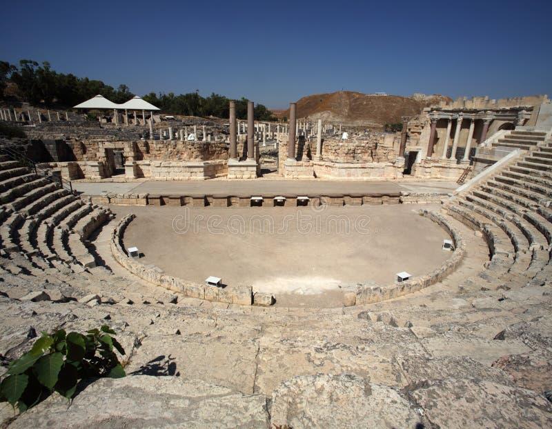 Amphitheatre photographie stock libre de droits