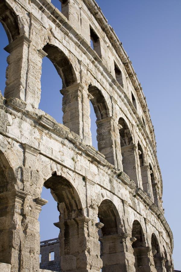 Amphitheatre Stockfoto