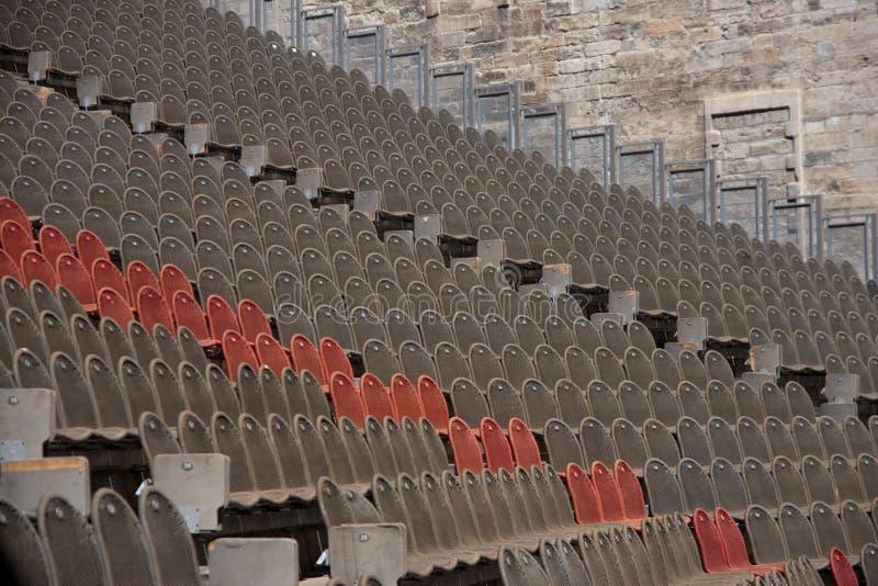 Amphitheatre Fotografía de archivo libre de regalías