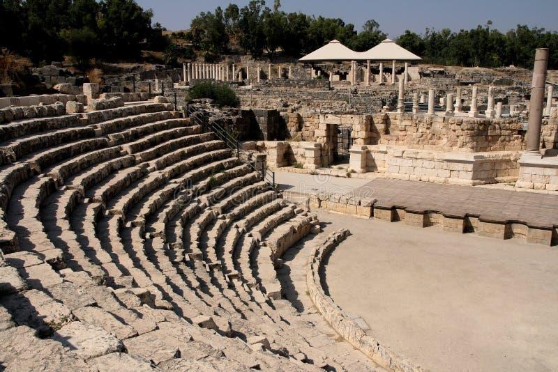 Amphitheatre photo stock