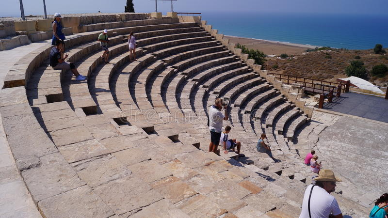 amphitheatre images stock