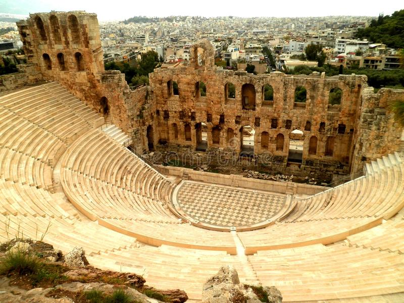 Amphitheatre in Athens