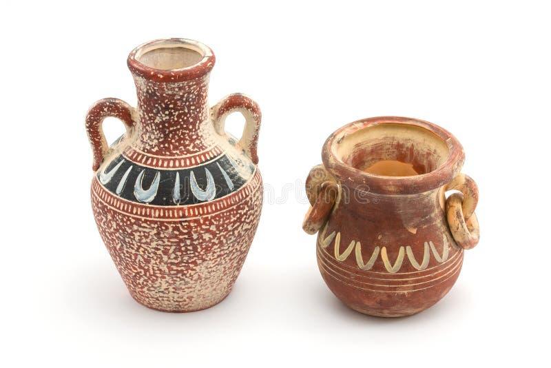 amphora royaltyfri fotografi