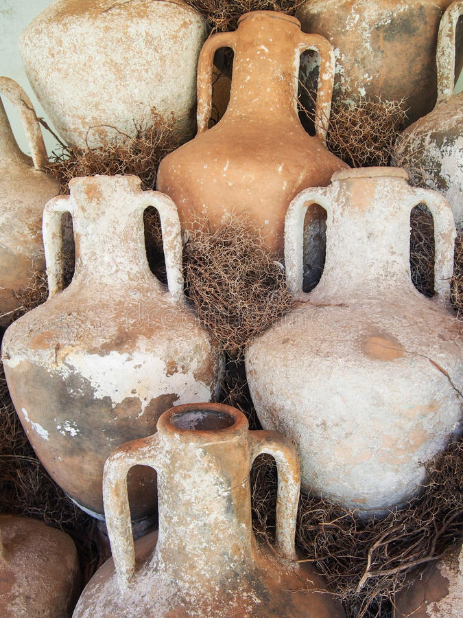amphora fotos de archivo libres de regalías