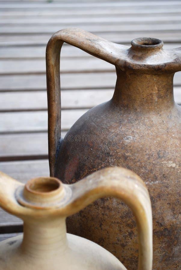 Amphora royalty free stock image