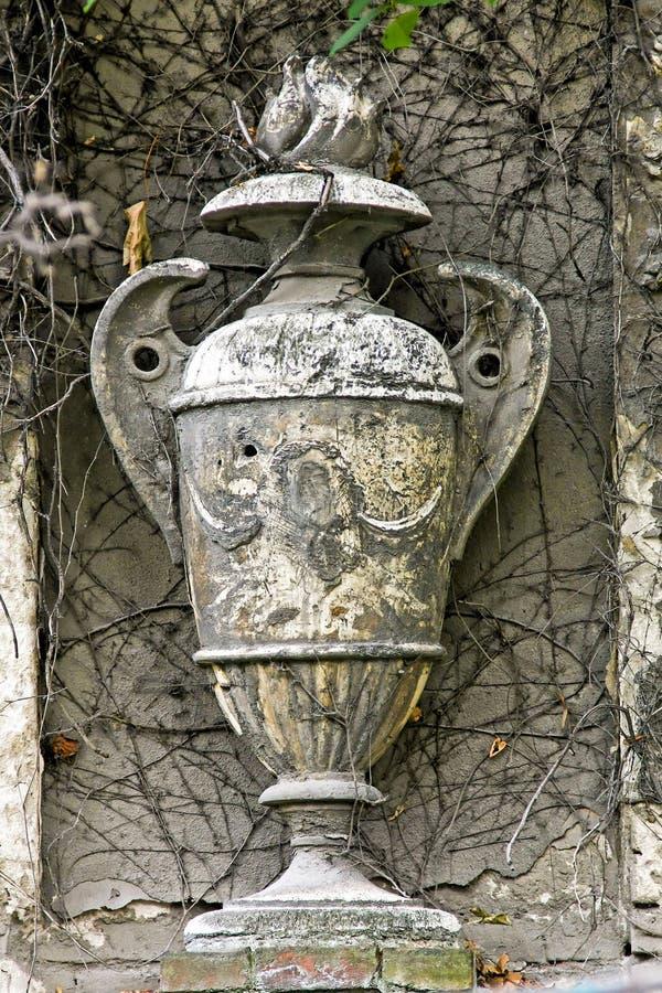 Amphora antique photo libre de droits