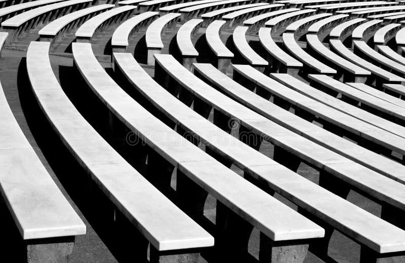 Ampitheater photos libres de droits