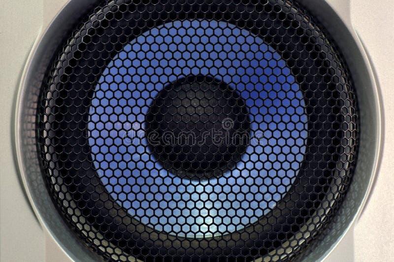Amplificador de sonidos foto de archivo libre de regalías