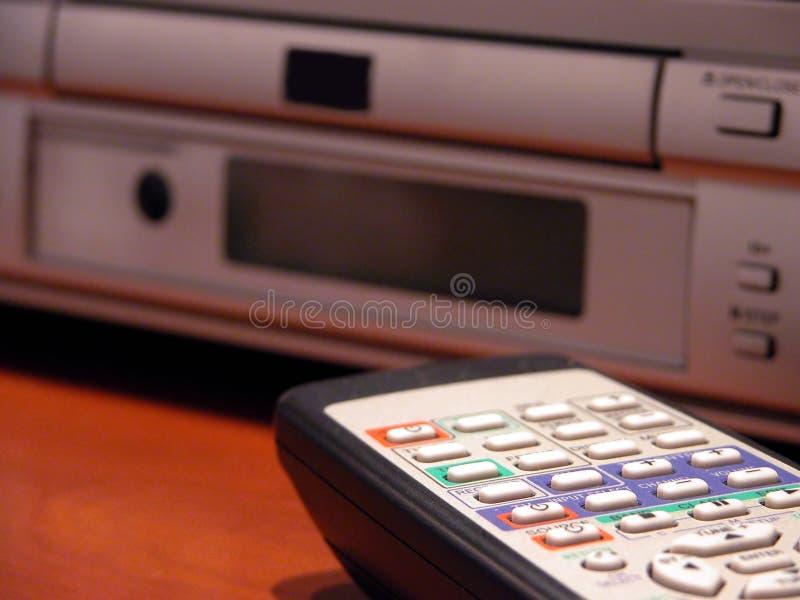 Amplificador Y Telecontrol Fotos de archivo libres de regalías