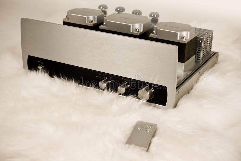 Amplificateur images stock