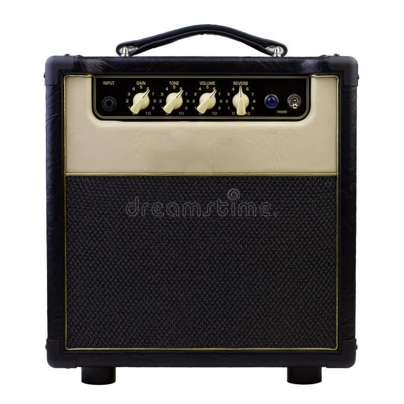 Amplificateur de guitare photo libre de droits
