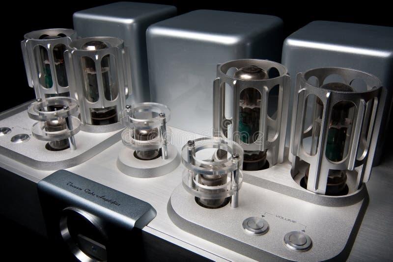 Amplificateur de tube images libres de droits
