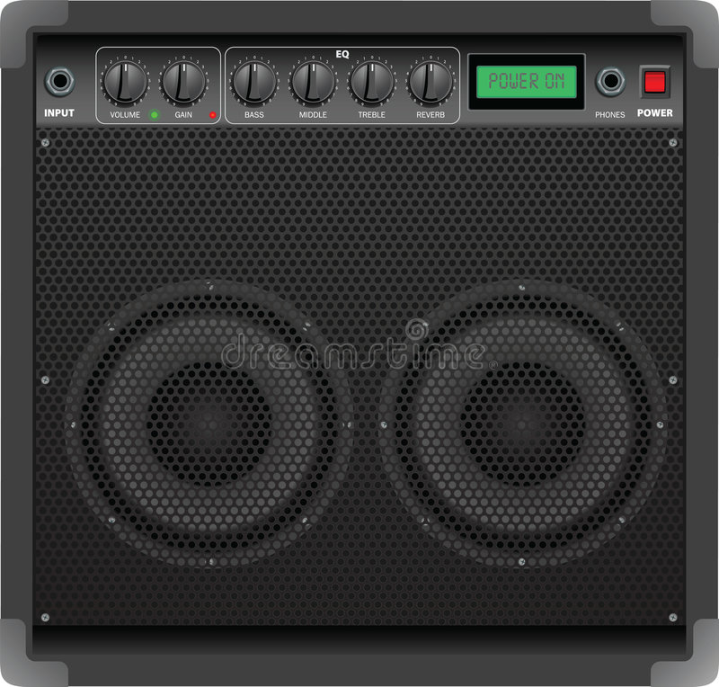 Free Amplifier Royalty Free Stock Image - 2872376