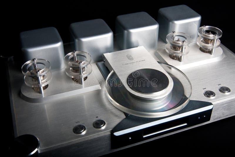 amplifikator tubka fotografia stock