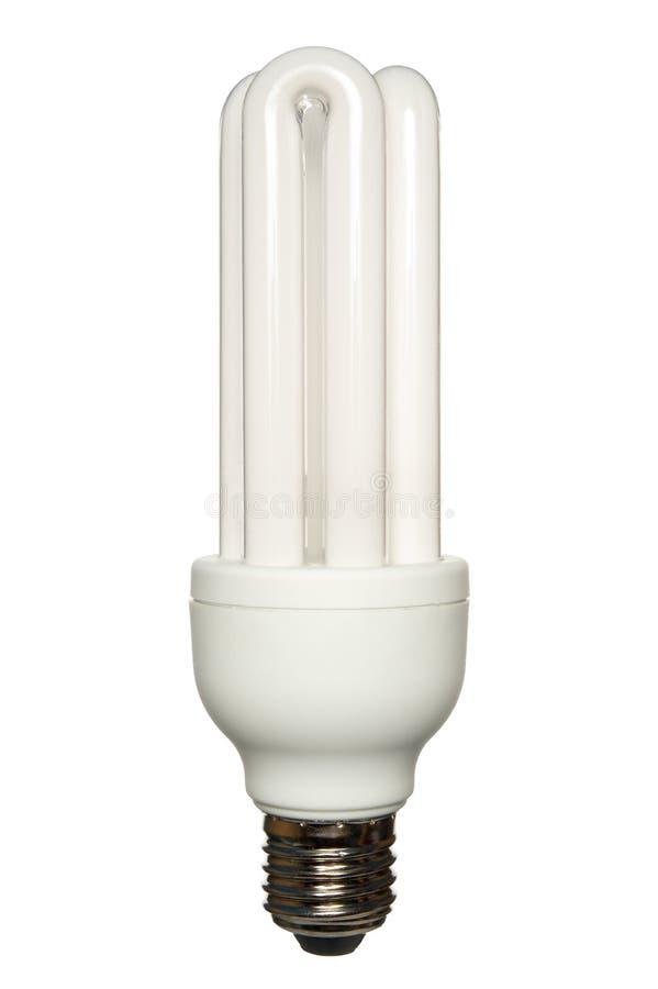 Ampoule économiseuse d'énergie image stock