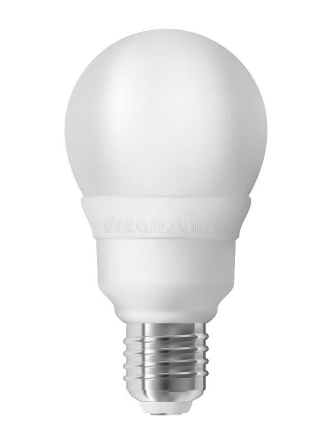 Ampoule économiseuse d'énergie illustration de vecteur