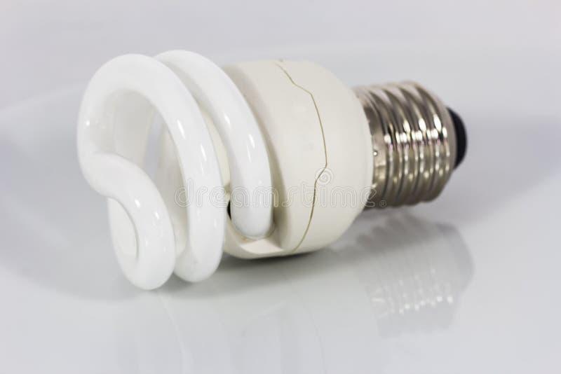 Ampoule électrique image libre de droits