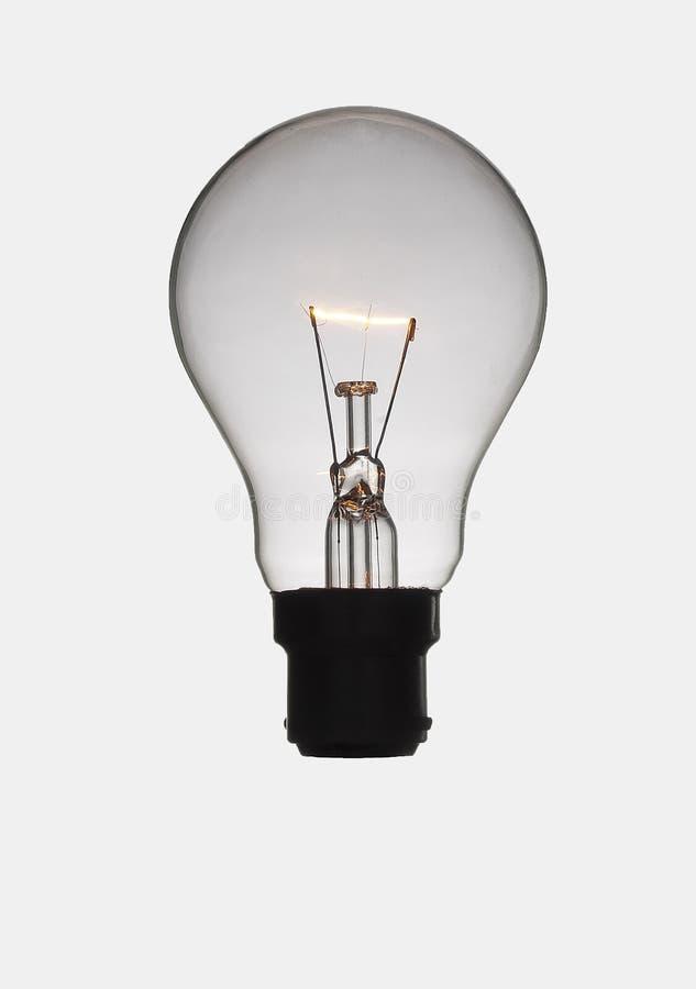 Ampoule photo libre de droits