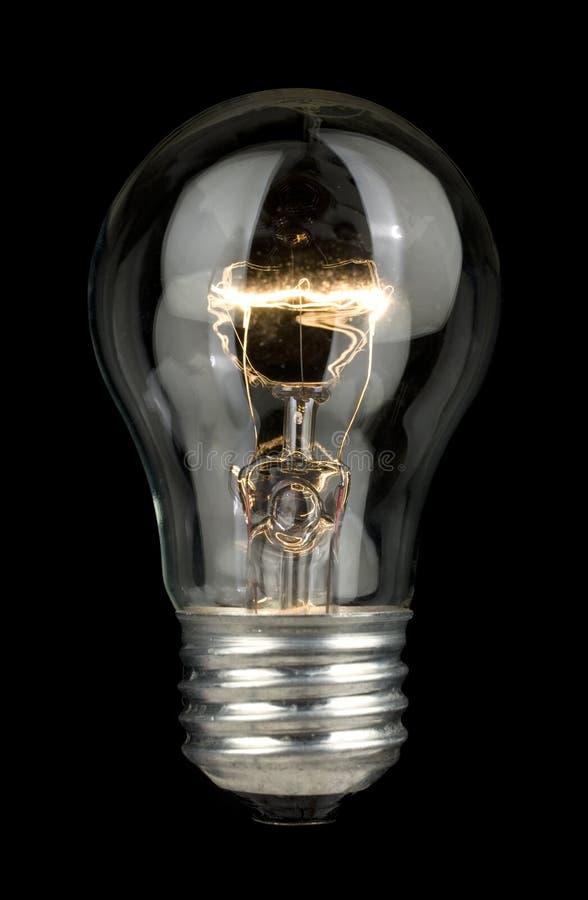 Ampoule. photo stock