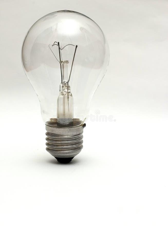 Download Ampoule photo stock. Image du tungstène, laiton, incandescent - 84896