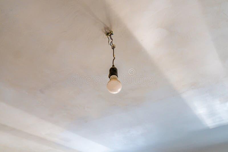 Ampoule commune photo stock