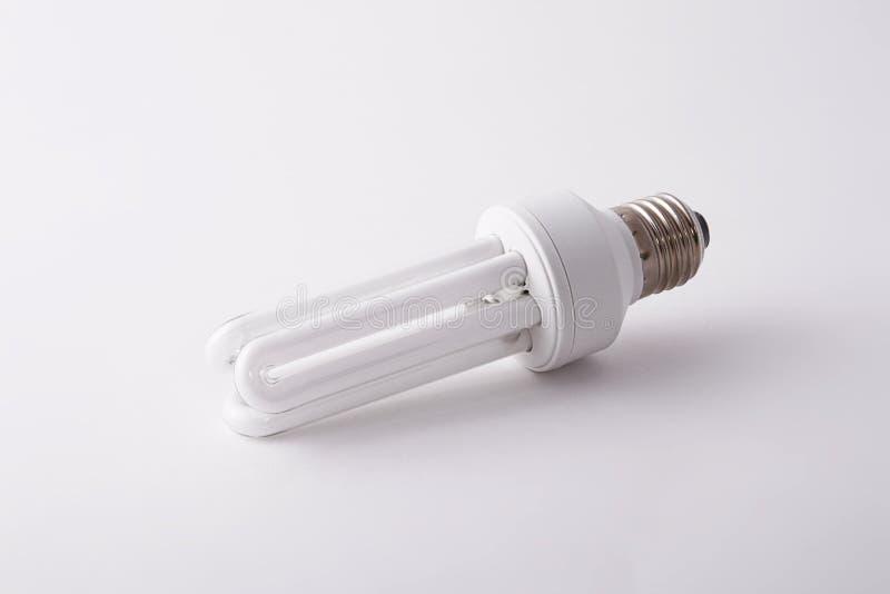 Ampoule d'énergie d'économie photos stock