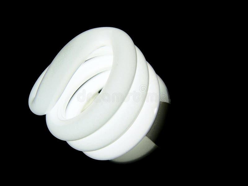 Ampoule d'épargnant d'énergie image stock