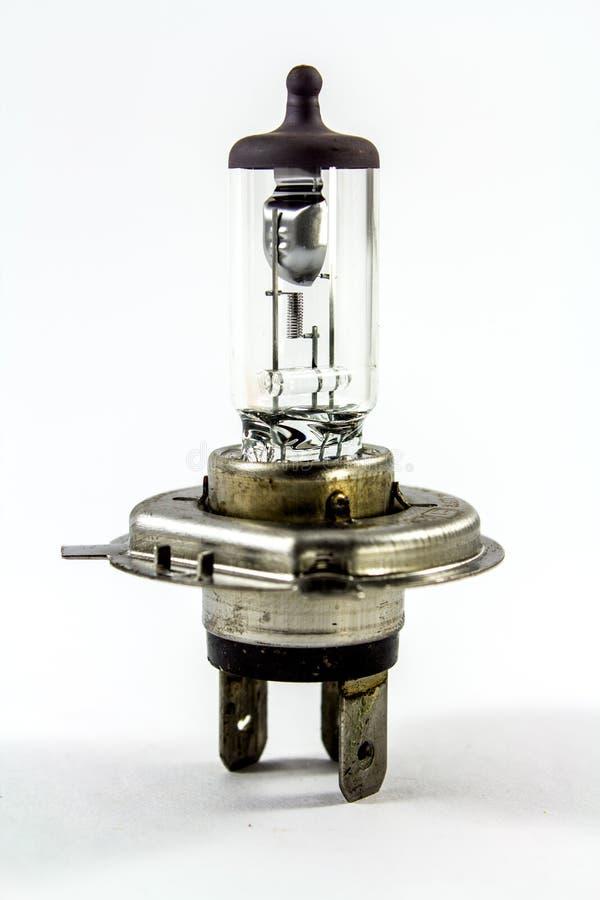 Ampoule d'halogène de véhicule photos stock