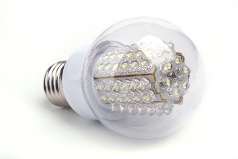 Ampoule de DEL photo stock