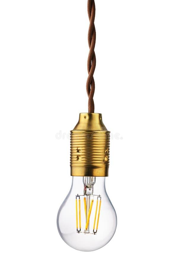 Ampoule de filament de LED photo stock